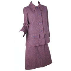 Christian Dior Numbered Suit, 1960s