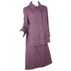 1960s Christian Dior Numbered Suit - sale