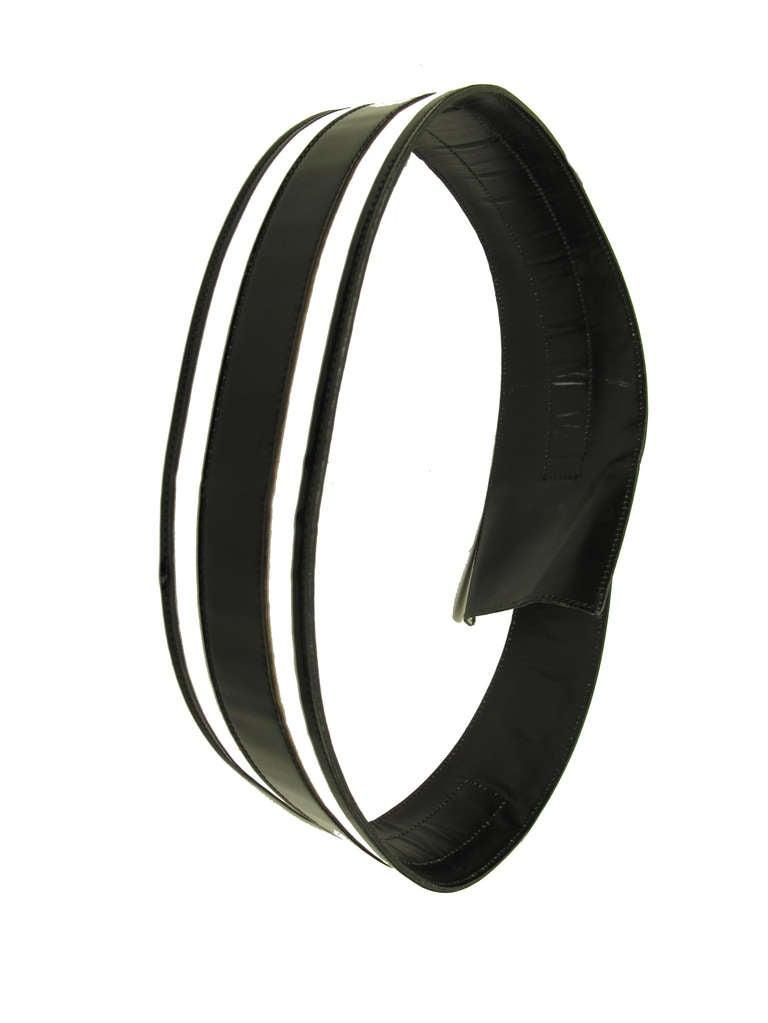 Yves Saint Laurent Waist Belt 3
