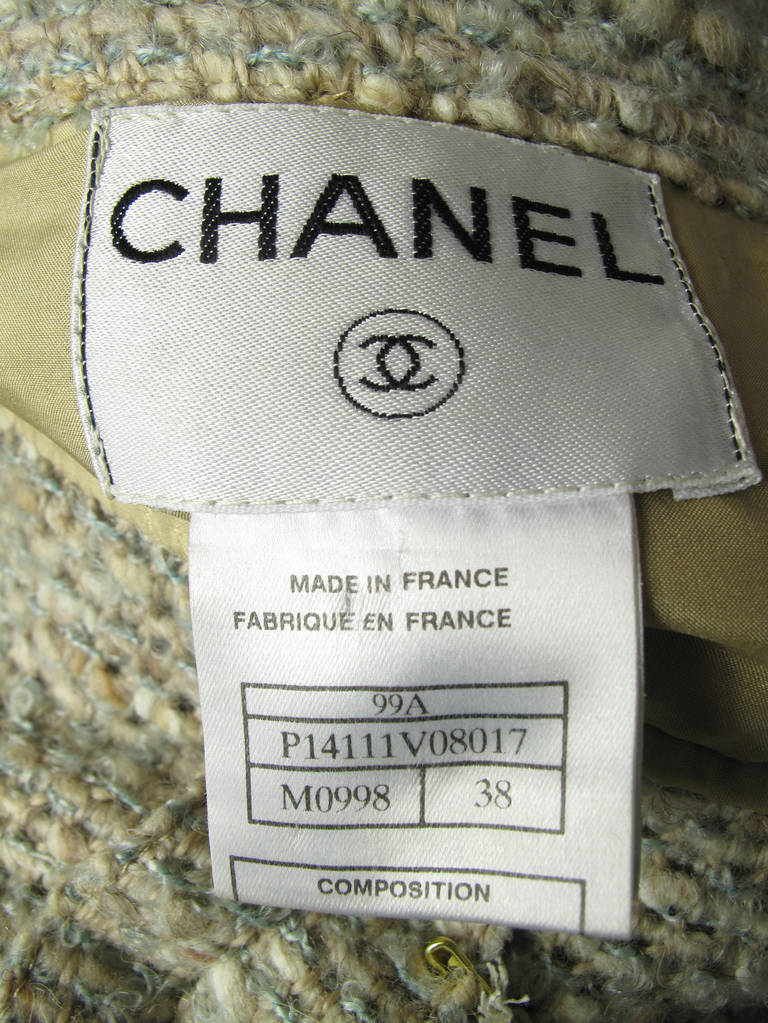 Chanel Jacket circa 1999 5
