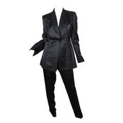 Richard Tyler Couture Evening Suit