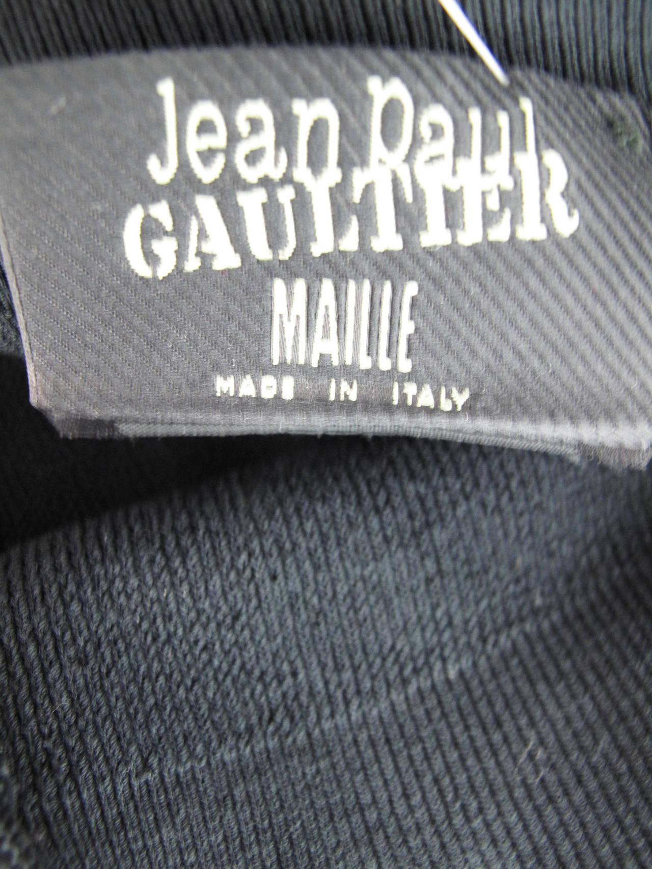 1990s Jean Paul Gaultier Ankle Length Skirt 3