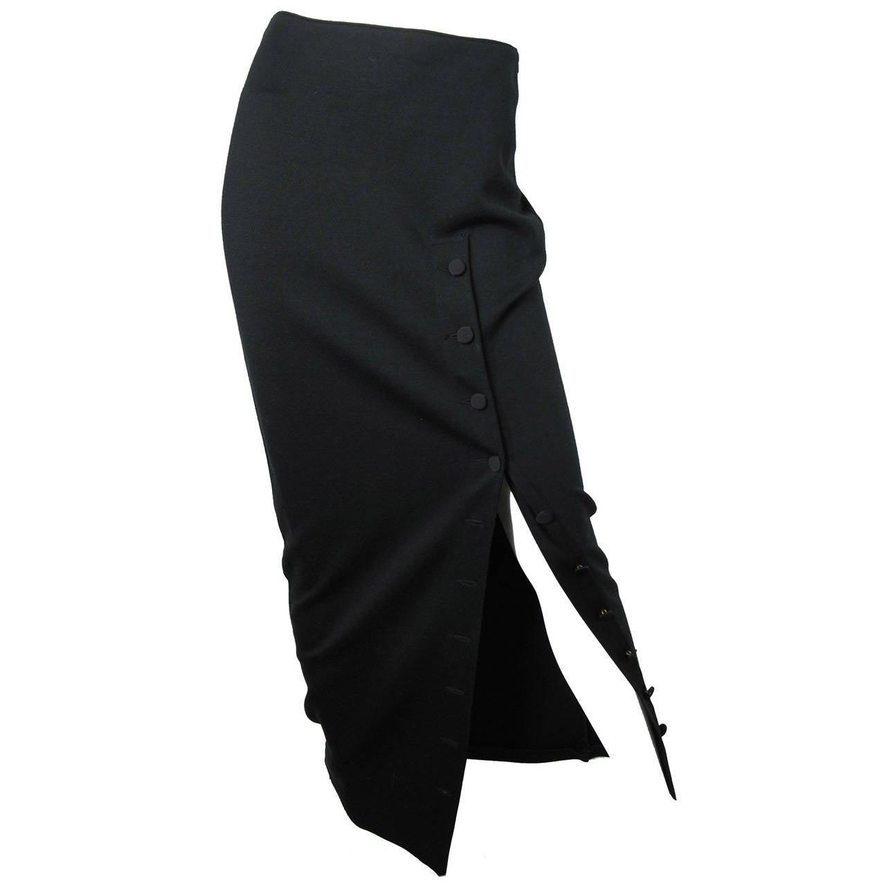 1990s Jean Paul Gaultier Skirt