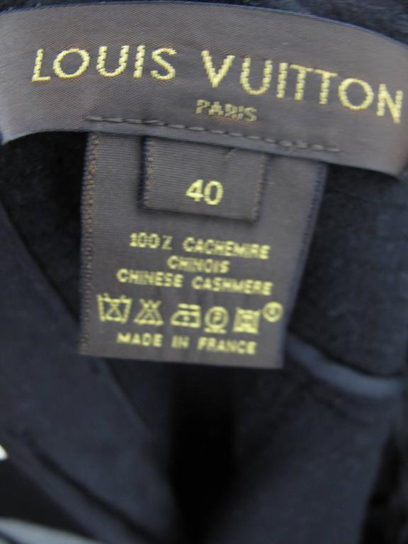Louis Vuitton Heavy Cashmere Skirt 5