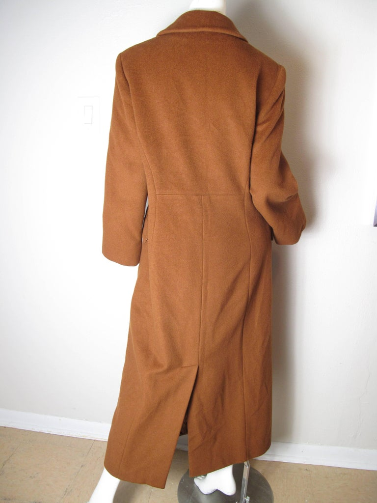 Guy Laroche Wool Coat 3