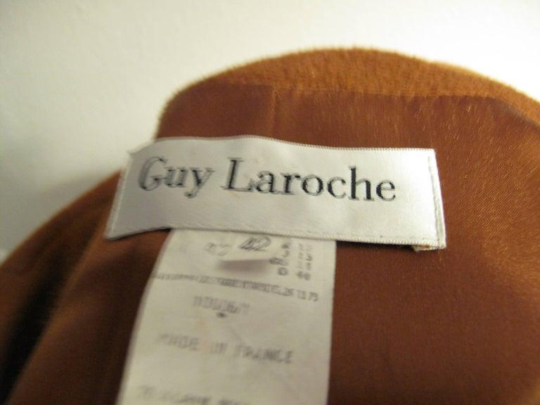 Guy Laroche Wool Coat 5