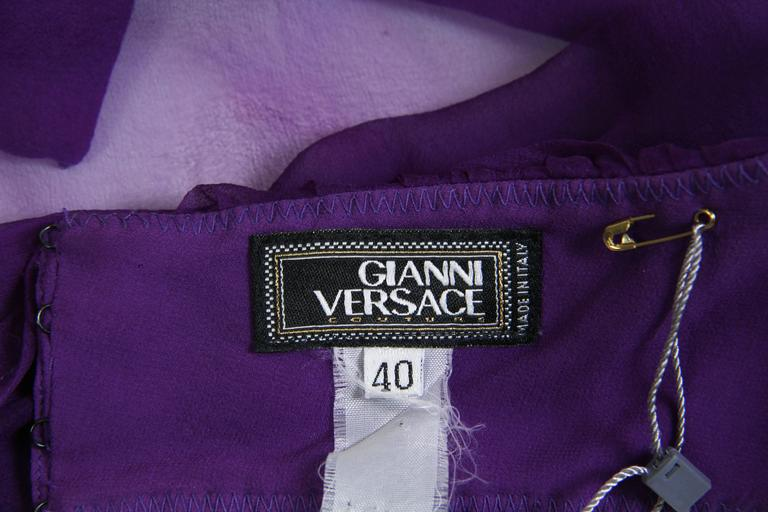 Gianni Versace Couture Bra Top 10