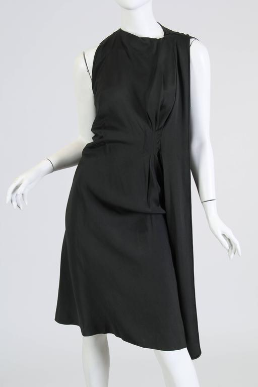 Very Unique Avant Guarde Pauline Trigere Dress For Sale 1