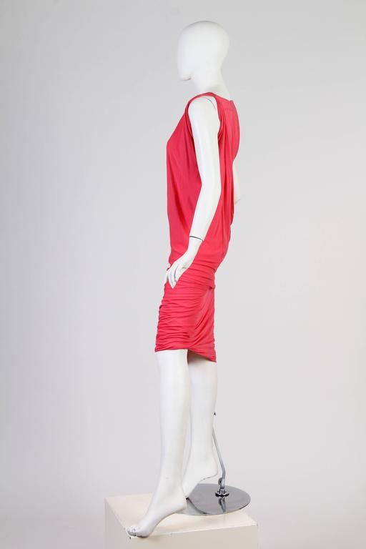 Vivenne Westwood Slinky Jersey Dress For Sale 1