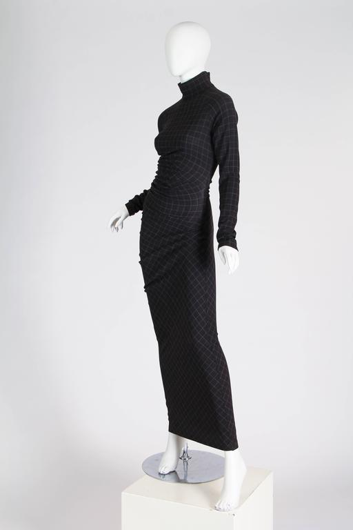 Jean Paul Gaultier Spiral Cut Dress 4