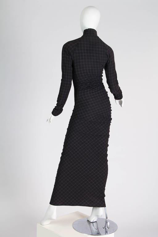 Jean Paul Gaultier Spiral Cut Dress 2
