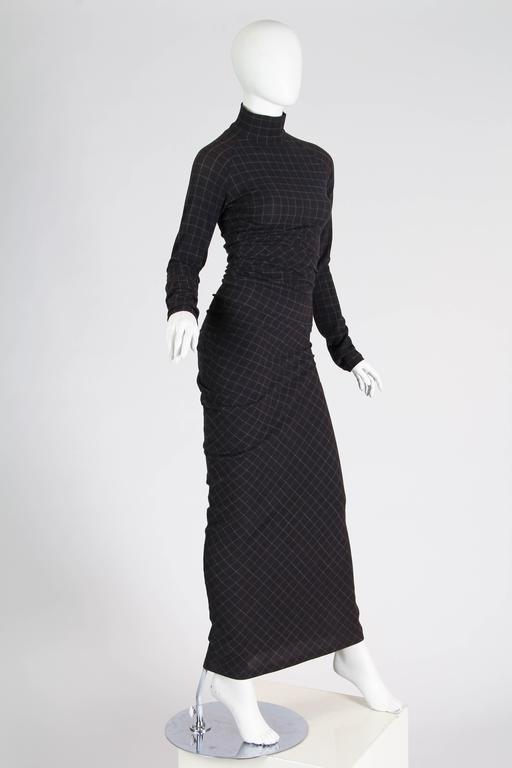 Jean Paul Gaultier Spiral Cut Dress 3