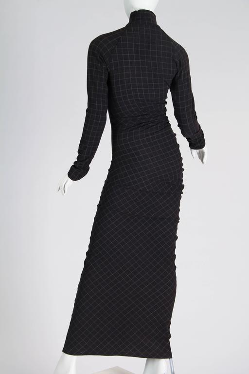 Jean Paul Gaultier Spiral Cut Dress 5