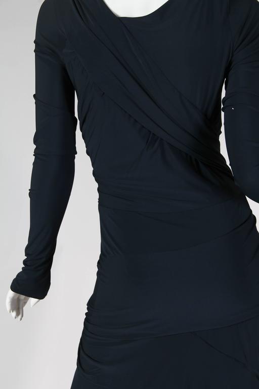Sexy Donna Karan Jersey Dress For Sale 4
