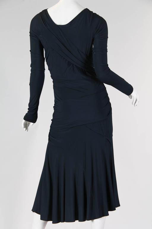 Sexy Donna Karan Jersey Dress For Sale 1