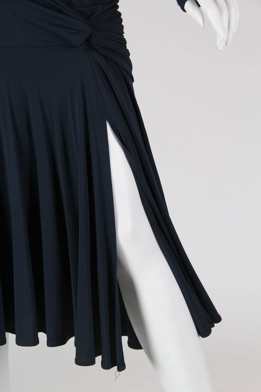 Sexy Donna Karan Jersey Dress For Sale 3