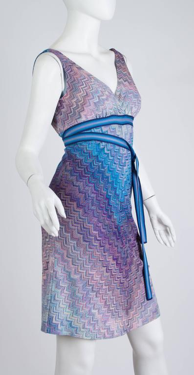 Women's Missoni Ombré Knit Dress For Sale