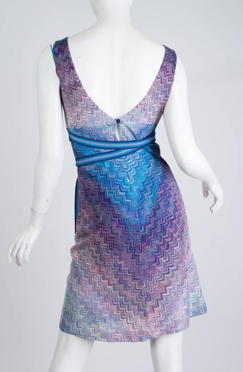 Missoni Ombré Knit Dress For Sale 1
