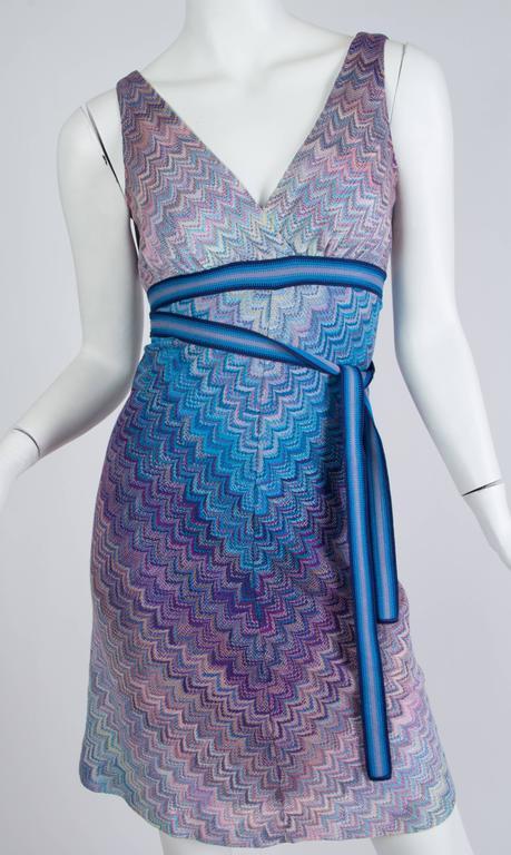 Missoni Ombré Knit Dress For Sale 2