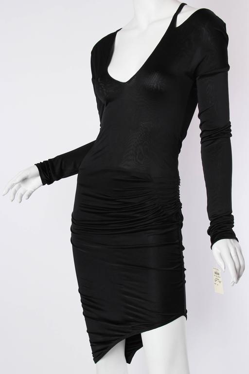 1990s Tom Ford Gucci Slinky Jersey Dress 6