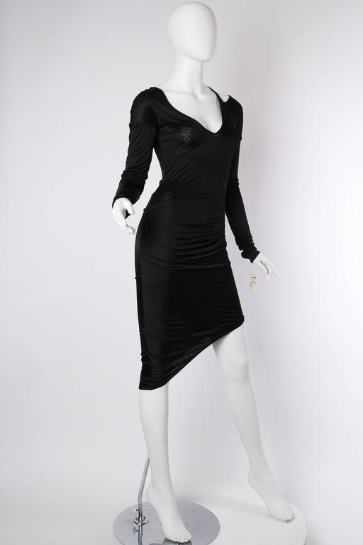 1990s Tom Ford Gucci Slinky Jersey Dress 3