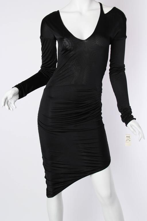 1990s Tom Ford Gucci Slinky Jersey Dress 2