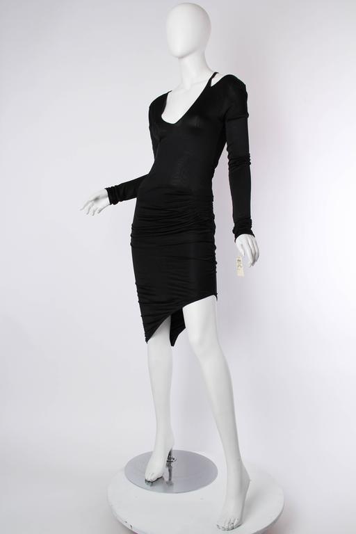 1990s Tom Ford Gucci Slinky Jersey Dress 5