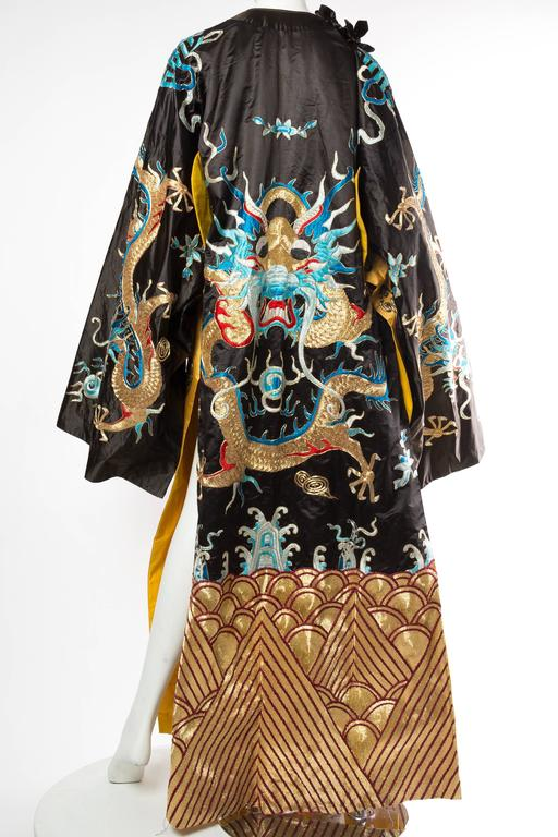Chinese Opera Emperor's Dragon Robe 2