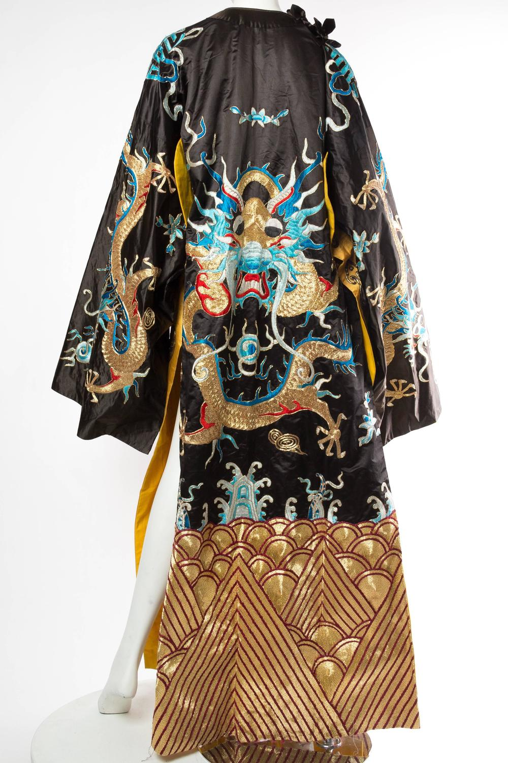 Chinese Opera Emperor S Dragon Robe For Sale At 1stdibs