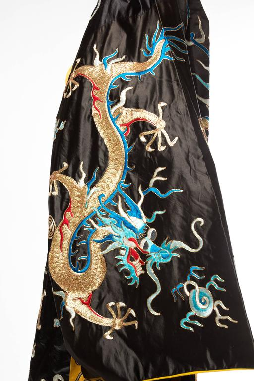 Chinese Opera Emperor's Dragon Robe 5
