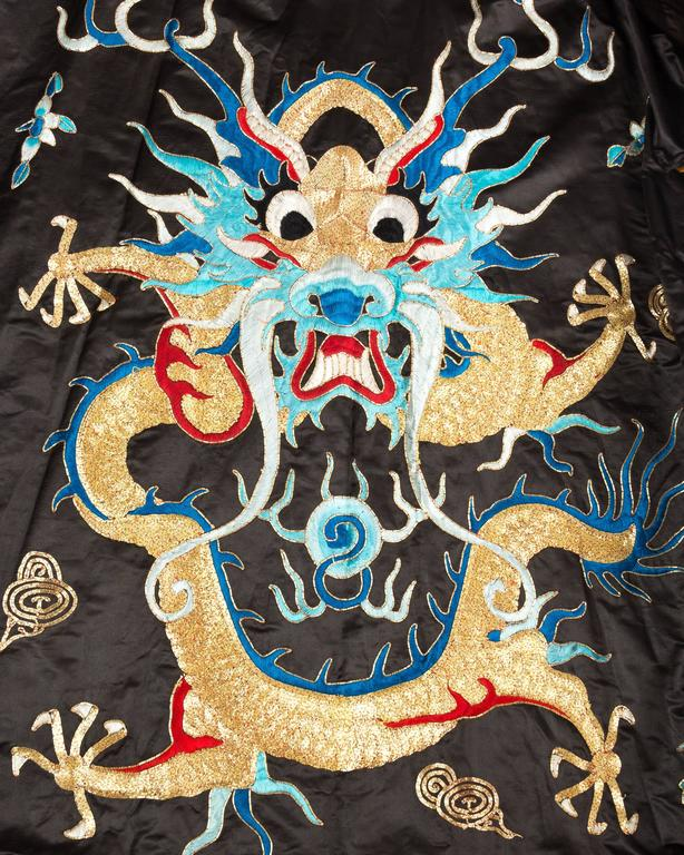Chinese Opera Emperor's Dragon Robe 8
