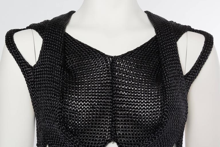 Alexander Wang Metallic Knit Dress 6