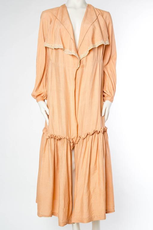 1930s Silk Duster Coat 2