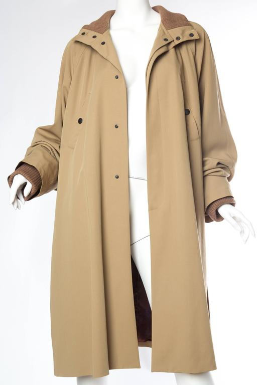 Jean Paul Gaultier Unisex Collection Astrology Trenchcoat  In Excellent Condition For Sale In New York, NY