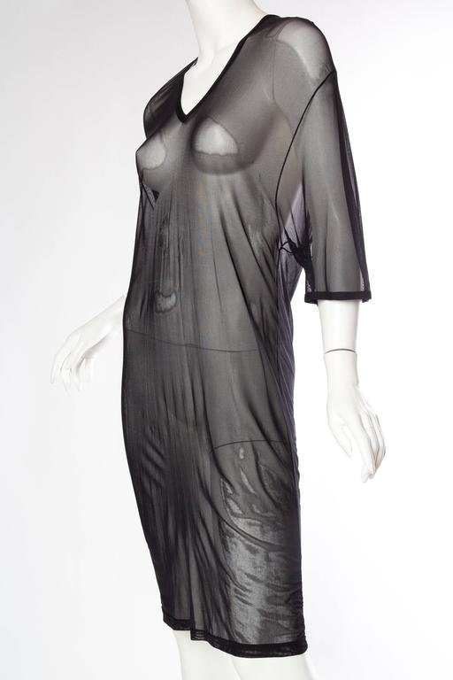 Tom Ford Gucci Sheer Net T-Shirt Dress 4