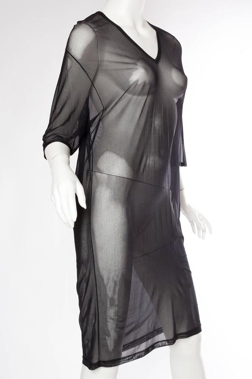 Tom Ford Gucci Sheer Net T-Shirt Dress 3