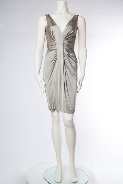 Christian Dior Slinky Jersey Dress 3