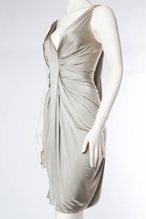 Christian Dior Slinky Jersey Dress 4
