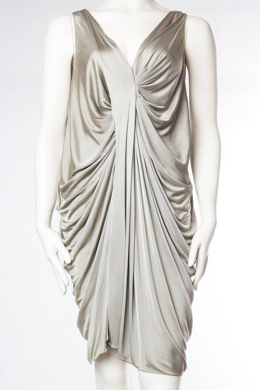 Christian Dior Slinky Jersey Dress 2