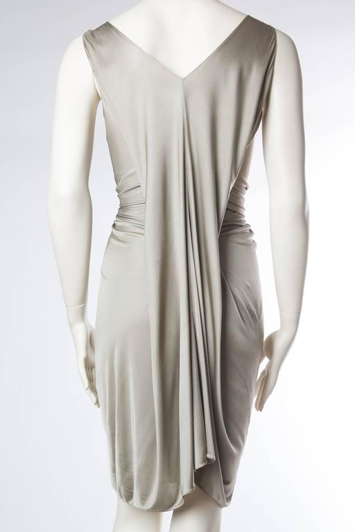 Christian Dior Slinky Jersey Dress 5