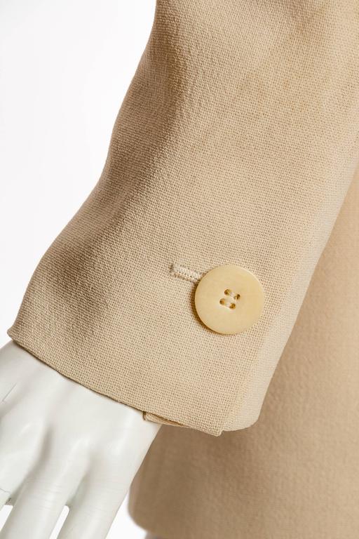 Giorgio Armani Minimalist Blazer For Sale 4
