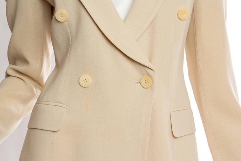 Giorgio Armani Minimalist Blazer For Sale 3