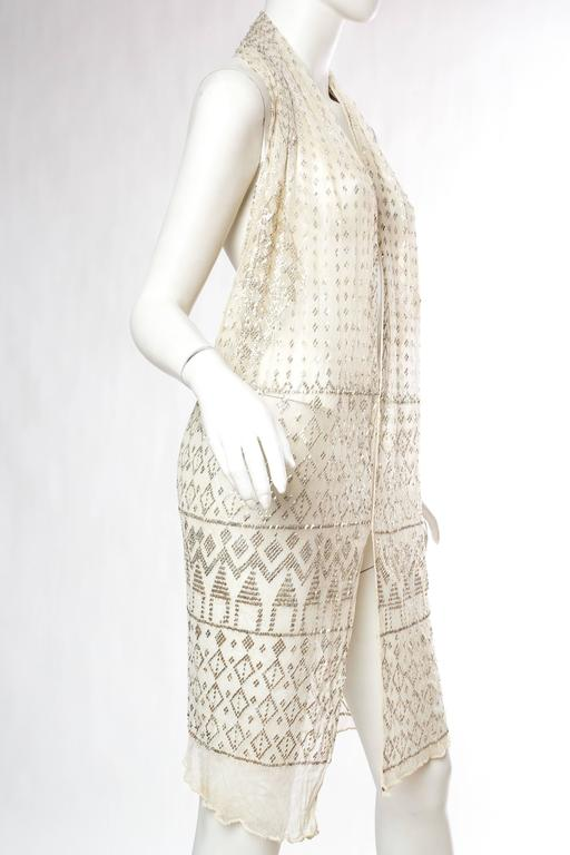 1920s Egyptian Assuit Shawl For Sale 1