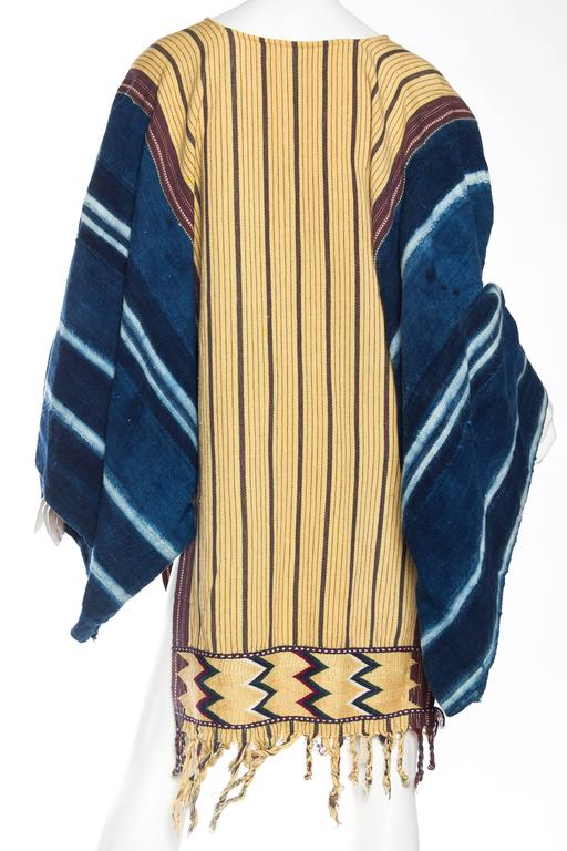 Handwoven Ethnic Tunic Dress For Sale 3