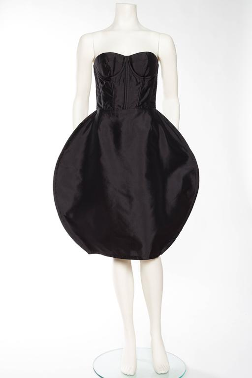 Dolce & Gabbana Corset Circle Dress
