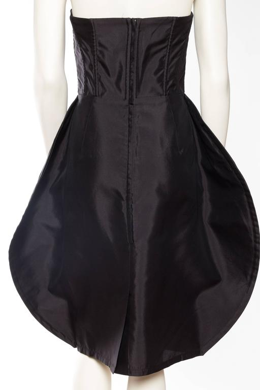 Dolce & Gabbana Corset Circle Dress For Sale 2