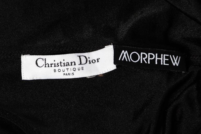 John Galliano Christian Dior Slinky LBD For Sale 4