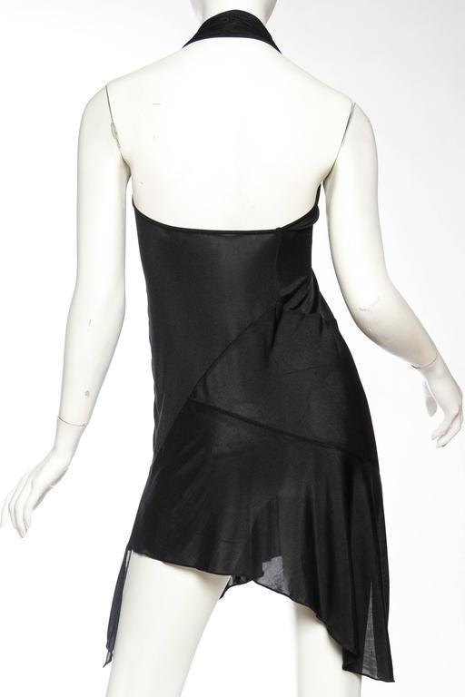 Women's John Galliano Christian Dior Slinky LBD For Sale