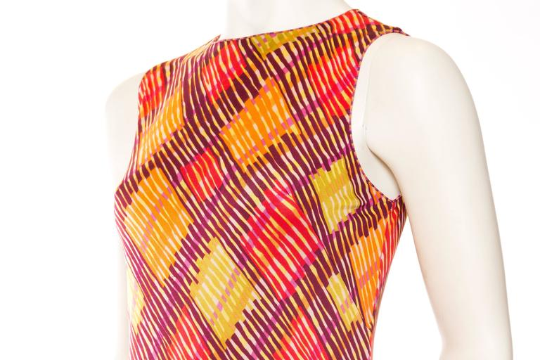 Missoni Printed Jersey Dress For Sale 3