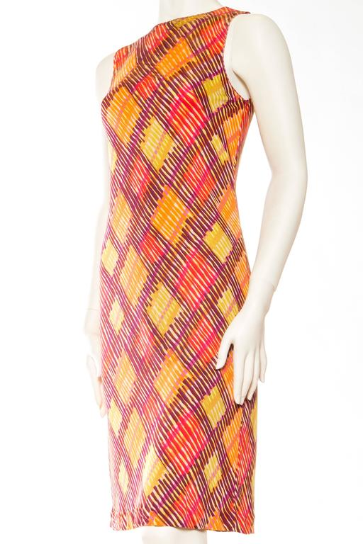 Missoni Printed Jersey Dress For Sale 1